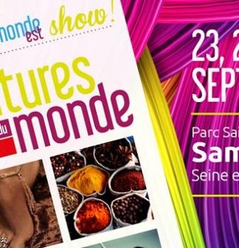 Esimba Ifonge au festival des cultures du Monde, le 24 septembre 2016