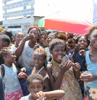 Le livre: A quand le Congo?