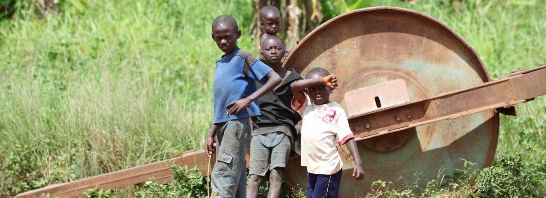 AQLC – Extraits : Sur le Congo, l'Afrique et le salut du Monde